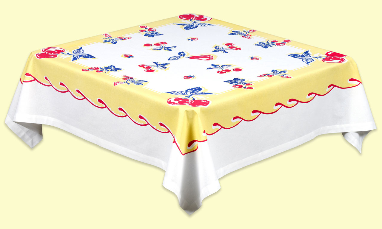 100 Cotton Tablecloths