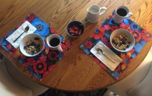 Oilcloth Placemats